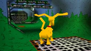Rugrats: The Search for Reptar (PS1) walkthrough - 7 Voyages of Cynthia