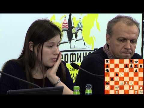 Наталья Погонина - 5-ый тур Суперфинала России 2013 года