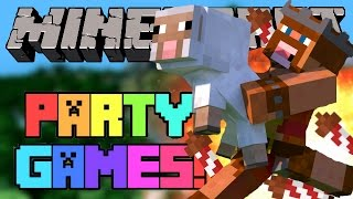 "Minecraft | ""KING OF PARTY GAMES!"" 