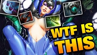 WTF IS THIS FARMING SPEED Miracle- [Luna] Dota 2 7.05