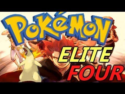Pokemon Soul Silver Walkthrough Part 33 - ELITE FOUR!