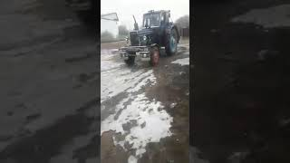Тюнинг трактора мтз50