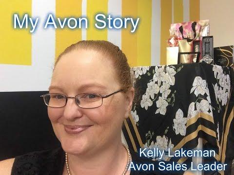 My Avon Story
