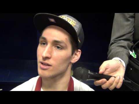 Ryan Arcidiacono  National Championship Post-game interview- 4/4, Villanova.