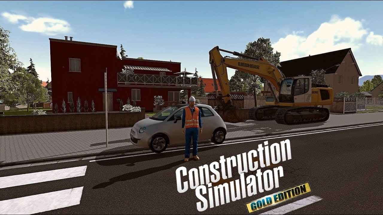 Construction simulator 2015 maison balcon terrassement for Construction maison simulation