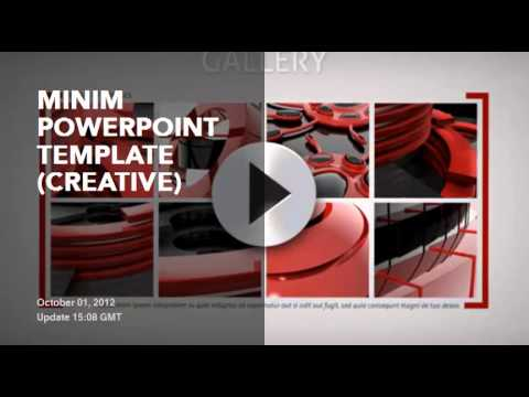 Top Creative Powerpoint Presentation Templates Youtube