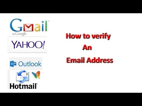 You won't believe how easy it is to verify email address for its authenticity