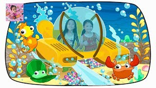 Learn Sea Animals for Kids Children and Learning Water Animals Names Videos