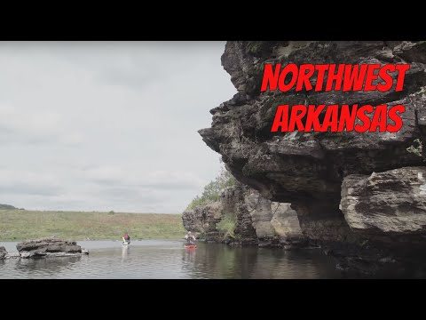 Fishing Northwest Arkansas | Ozark Mountain Trading Co. | Kayak Bass Fishing