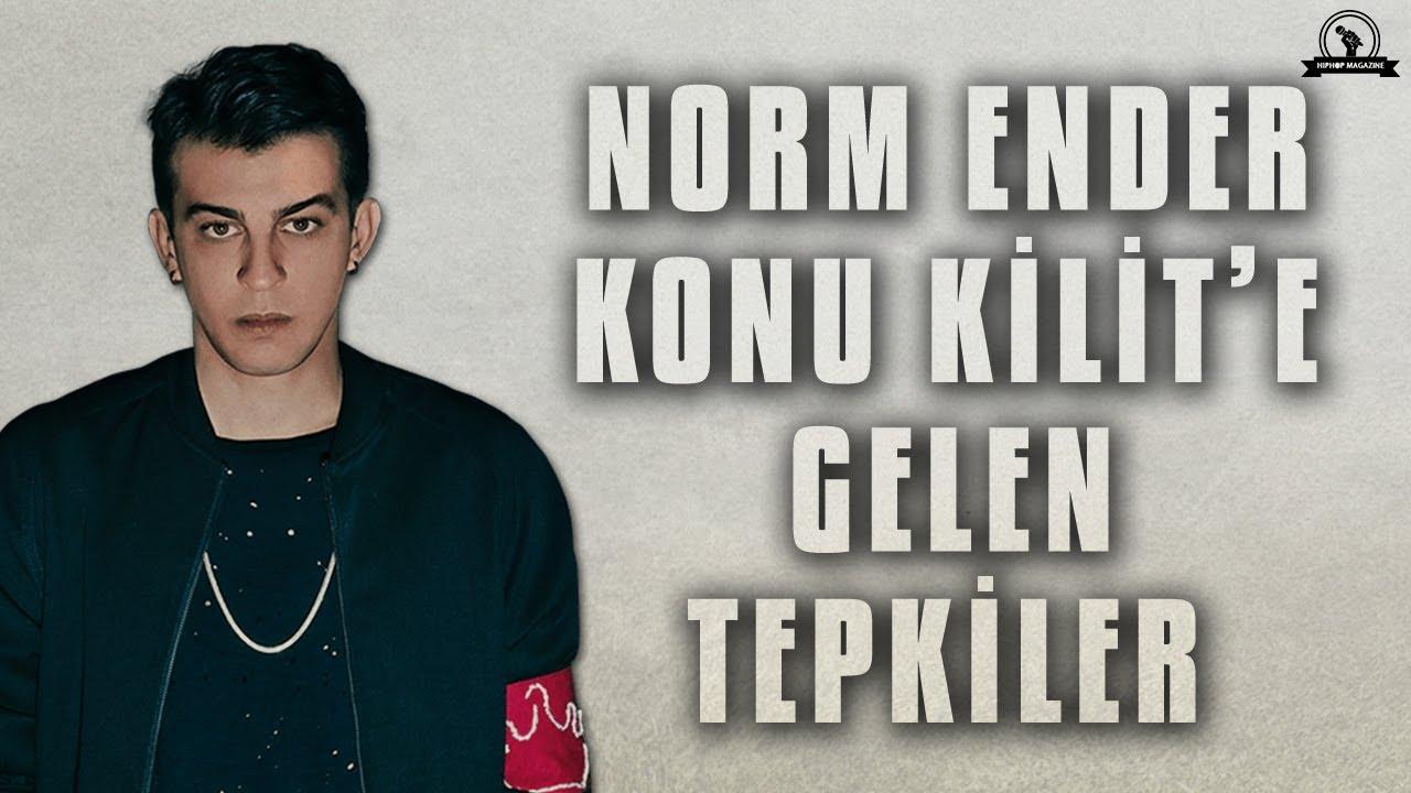 Norm Ender - Konu Kilit'e Gelen Tepkiler