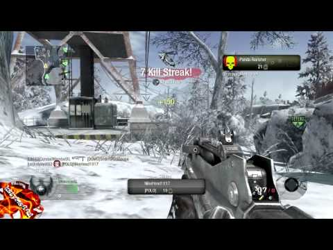 COD:Black Ops  Demolition  32-7 Theater Mode Slow Motion Action