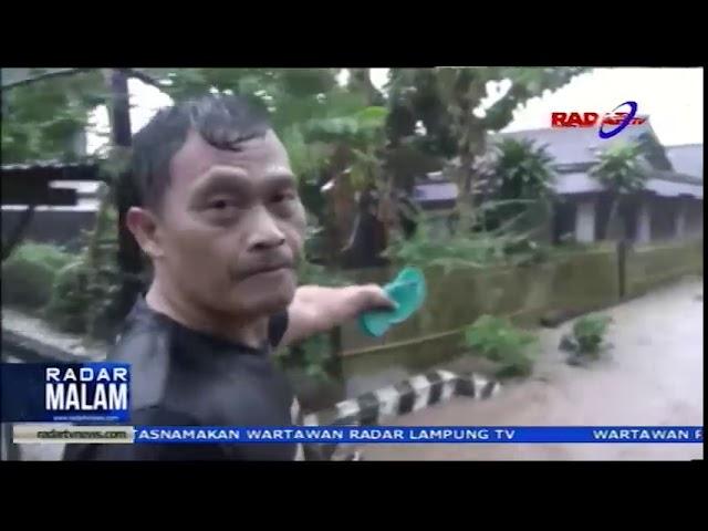 Setelah Tsunami Kini Lampung Selatan Diterjang Banjir Bandang dan Longsor
