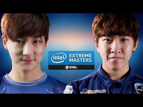 StarCraft 2 - Jaedong vs. herO (ZvP) - IEM 2014 San Jose - Semifinal