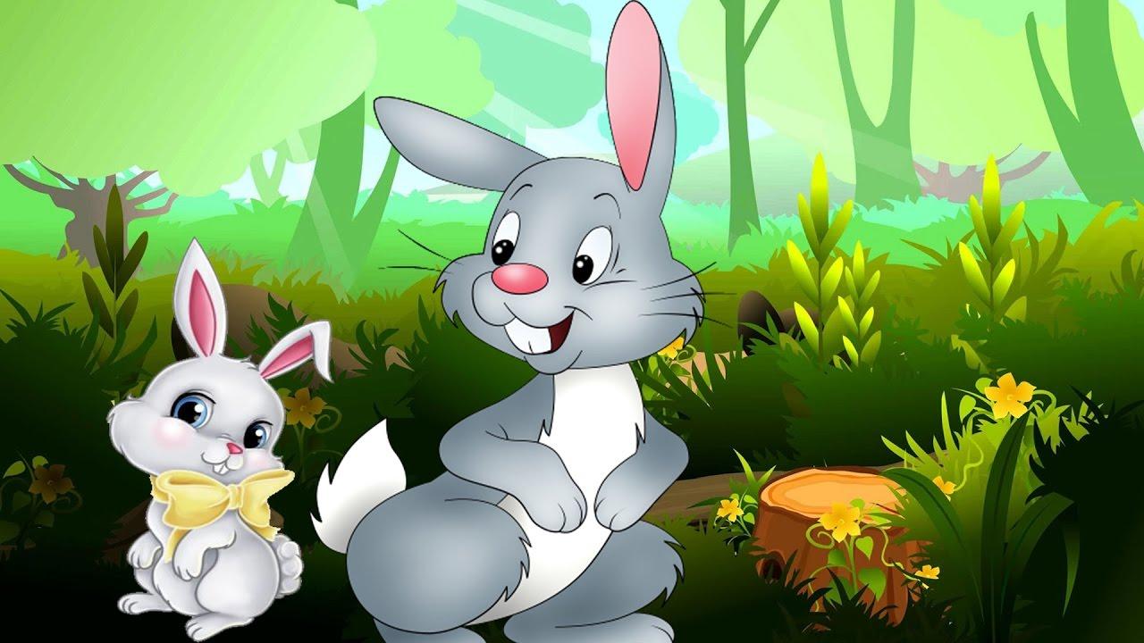 Short Animal Stories for Kids | Lion & the Rabbit | Crane & The Crab