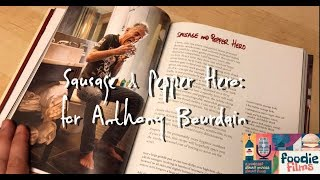 Sausage & Peppers Hero: for Anthony Bourdain