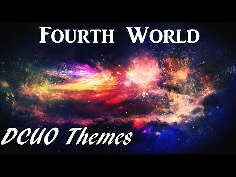 DCUO Theme: Fourth World