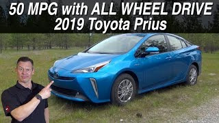 Watch This: 2019 Toyota Prius AWD-e Hybrid on Everyman Driver
