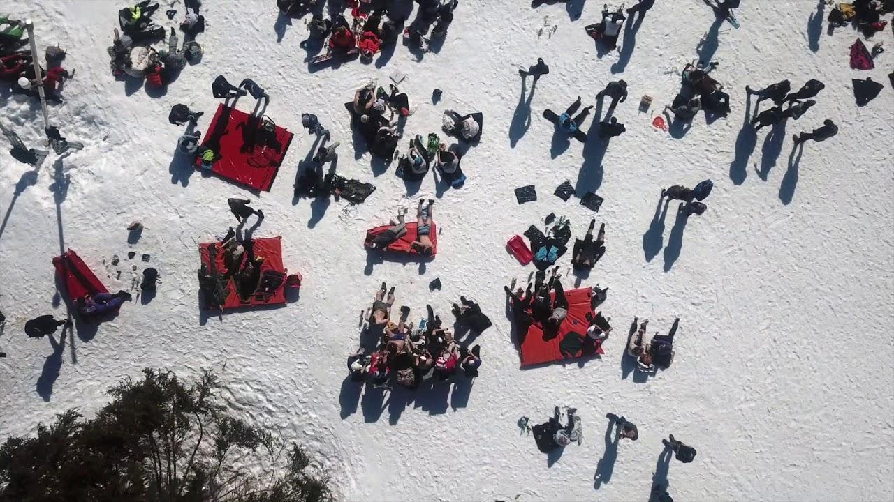 Le 15 Mars 2020: Val Thorens est fermé, la fête continue.
