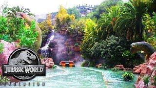Jurassic World Evolution! Major Park Expansion! Episode 31