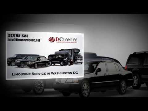 Limousine Service Washington DC - Magazine cover