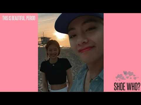If TAENNIE Was Real Part 5 (Taehyung And Jennie)