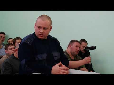 Допрос инспектора Ряднова