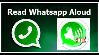 Whatsapp message reader for Android