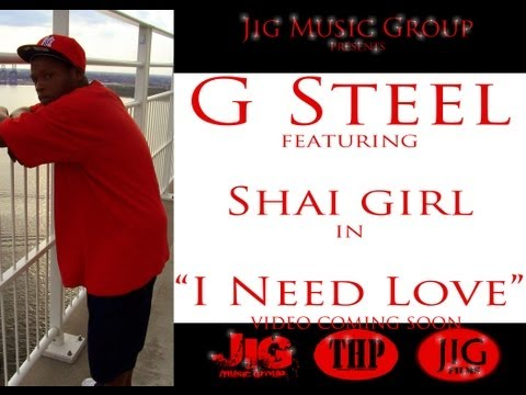 """G Steel commercial for """"I need love"""" directed by @jigalowceo"""