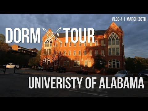 DORM TOUR VLOG | University of Alabama