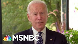 Biden on Latino Voters: We Can't Do Well If 'Latino Community Doesn't Do Well' | MSNBC