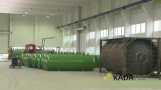 Презентация завода Kadatec