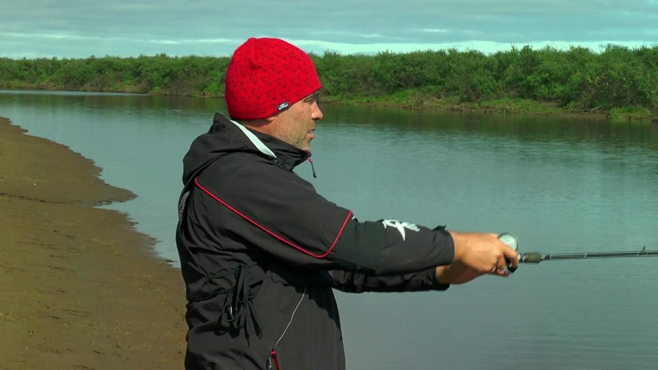 охотник и рыболов по уловистым местам