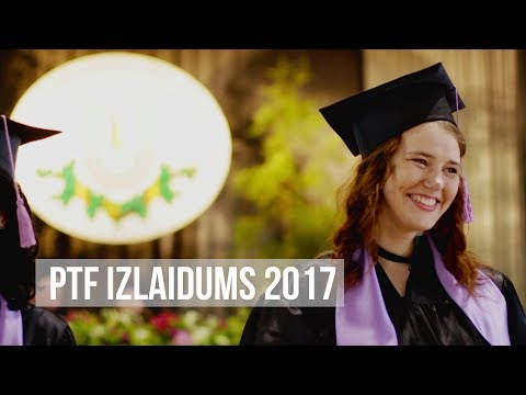 LLU PTF izlaidums 2017