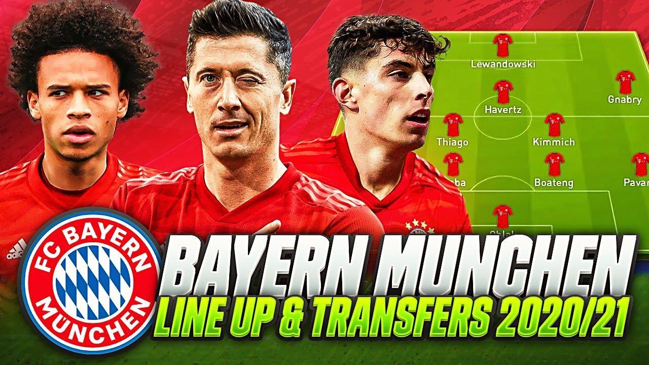 Transfer Bayern München 2021