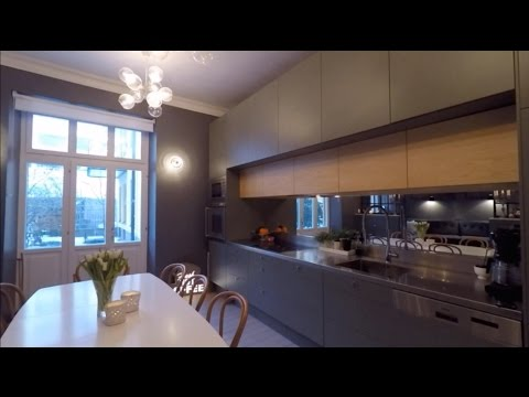 Trendy three bedroom apartment for rent in Stockholm id 6910
