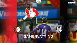 Heracles legt Feyenoord vuur aan de schenen 🔥 | Samenvatting Feyenoord - Heracles | TOTO KNVB Beker