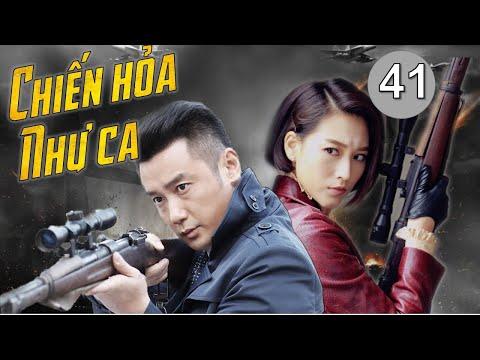 [Thuyết Minh] CHIẾN HỎA NHƯ CA - Tập 41   Siêu Phẩm Hành Động Kháng Nhật Mới Nhất 2021   Phim Võ Thuật chiếu rạp 1