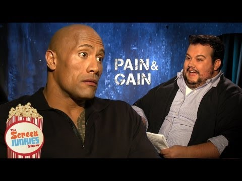 Superfan of The Rock Does Worst Interview Ever