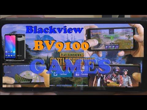 Blackview BV9100 - Игры (Games)