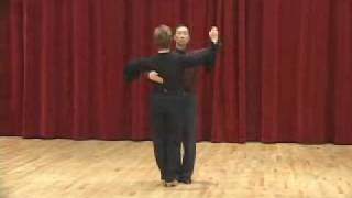Beginner Tango - Back Corte Ballroom Dance Lesson