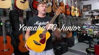 Yamaha FG Junior or JR1 3/4 size acoustic guitar