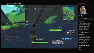 Live\Fr fortnite #EDM code de la map 3093-6570-4985