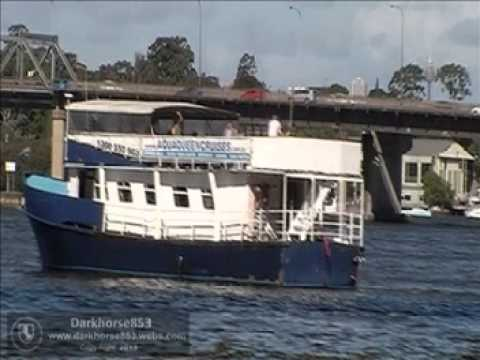 River Cat Ferry trip from Parramatta to Circular Quay - Sunday 17 March 2013
