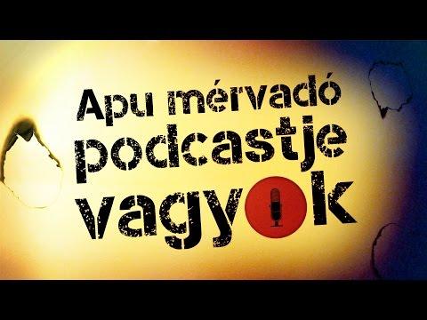 Apu mérvadó podcastje vagyok (Adblock, FPS jövője, MI)