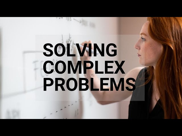 Solving Multi Layered Problems - Rough Cut Creativity