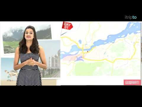 Guwahati tour: 1-day itinerary in 60 seconds
