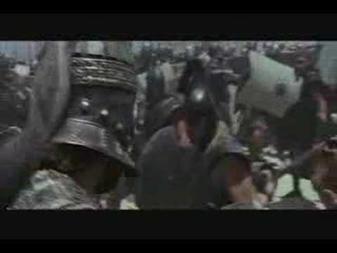 Death of Patroclus - Troy