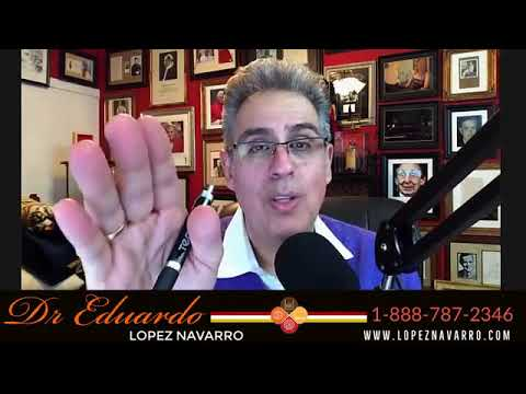 #DeNoche con el Dr Eduardo Lopez-Navarro