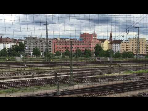 Hotel Review: InterCityHotel, Nürnberg (Nuremberg), Bavaria, Germany - May 2016