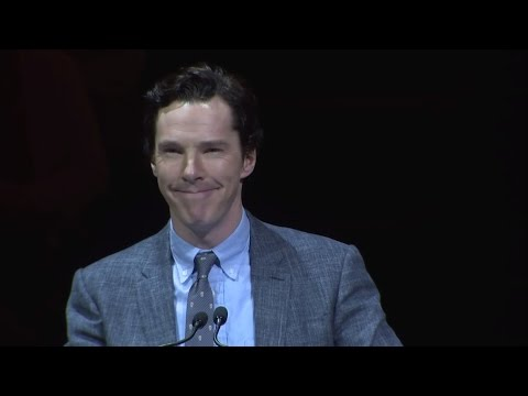 Benedict Cumberbatch - Tom Hanks to George Roy Hill - Letters Live (Legendado PT)